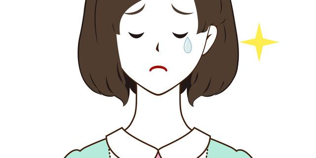 私たちに重要な涙の役割 たまには思い切り泣いてリフレッシュしよう!