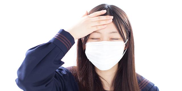 受験当日にインフルエンザは避けたい!今からでも間に合う8つの感染予防対策