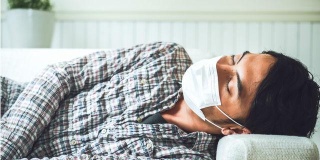 《医師解説》マスクをしたまま寝ることのメリット・デメリット