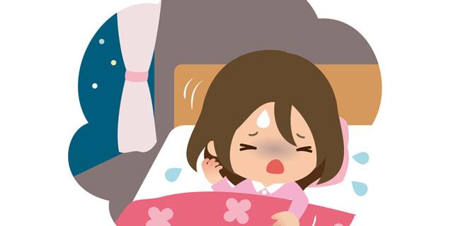 子どもの高熱による「熱せん妄」とは? 発症時の7つの症状と対処法