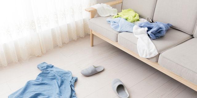 家に人を呼べない…片付けられない人の4つの原因と特徴