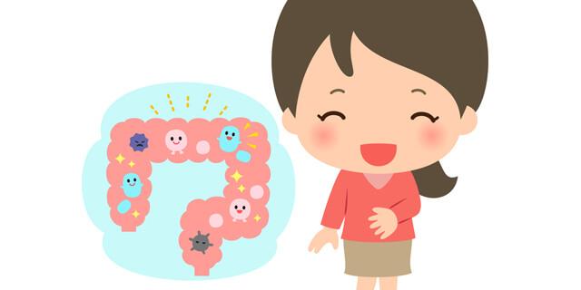 アトピー改善のヒントは整腸!健康な腸内環境でかゆみのないお肌を