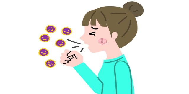 咳が止まらないのはどうして?長引く咳の11の対処法