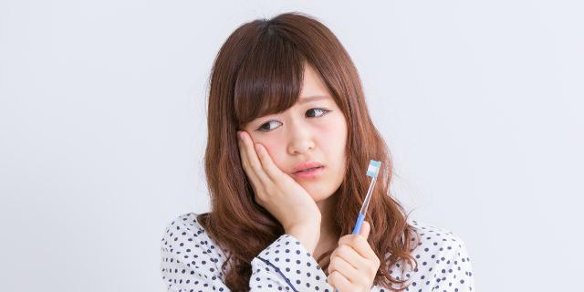 歯ブラシが当たるだけで痛い!「知覚過敏」を改善するには?