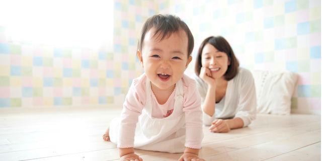 赤ちゃんのハイハイで病気も分かる?上手な練習方法と注意点を解説