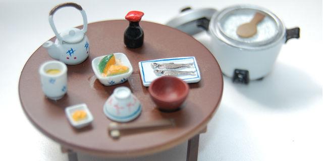 昭和の食卓