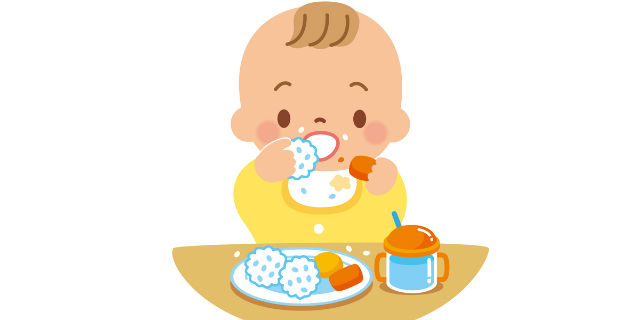 離乳食中期