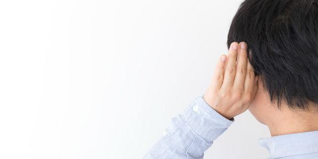 男性の突発性難聴