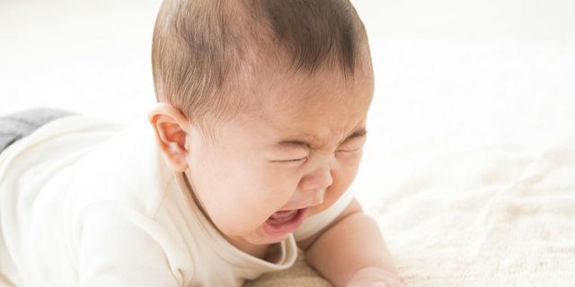ママ必読!赤ちゃんの泣き方で聞き分ける「不快」の種類