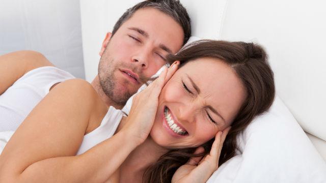 睡眠中のいびきは危険! いびき改善のための鼻呼吸トレーニング
