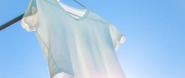 洗濯後の服についている病原菌を限りなく減らす工夫とは?