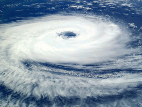 台風の目の中は晴れている?気になる台風の目の中や、その実態を解明!