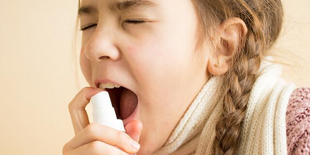 喉が痛くてご飯が食べれない…そんな子どもに施す対処法は!?