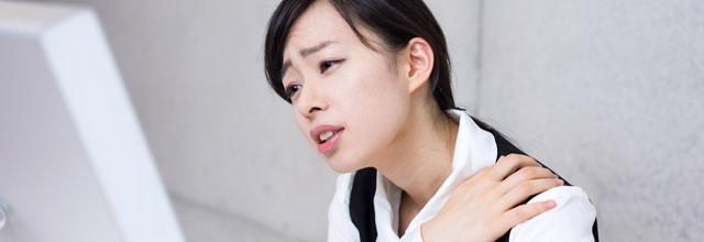 肩こりの原因は首にあった?カラダに様々な悪影響を及ぼす「ストレートネック度」を調べてみよう