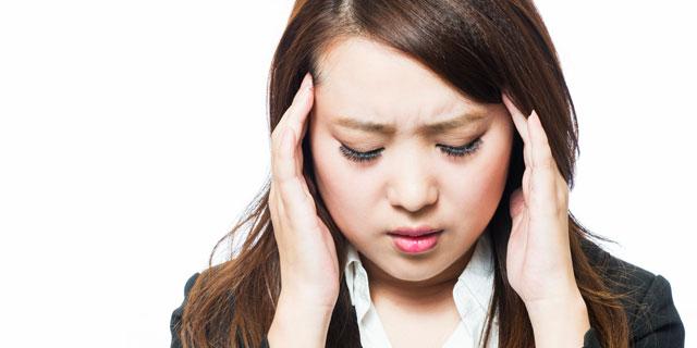 女は偏頭痛になりやすい…?知っておきたい偏頭痛とホルモンバランス