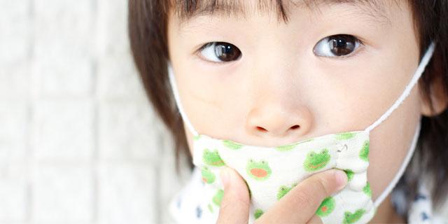 長引く子どもの咳、これは風邪?小児ぜんそく?判断ポイントをチェック