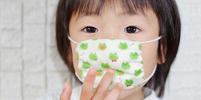 幼児も花粉症になる時代!正しい対処法は?