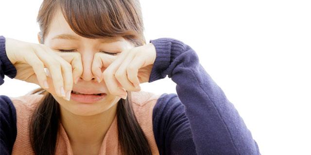 とにかく目がかゆい…花粉症は目がつらい人へ医師からアドバイス!