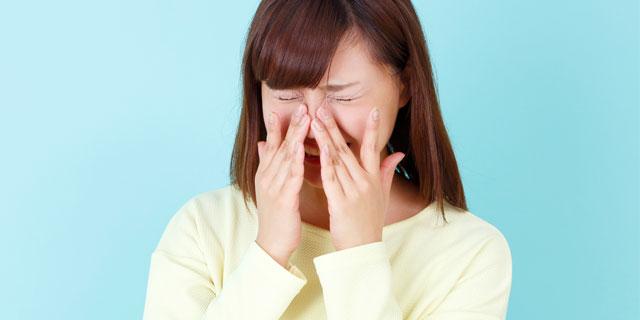 日本人の3人に1人…あなたもなってるかも?1分でできる花粉症チェック
