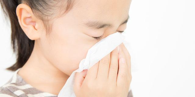 子どもの鼻水がつらそう。大人ができることってありますか?