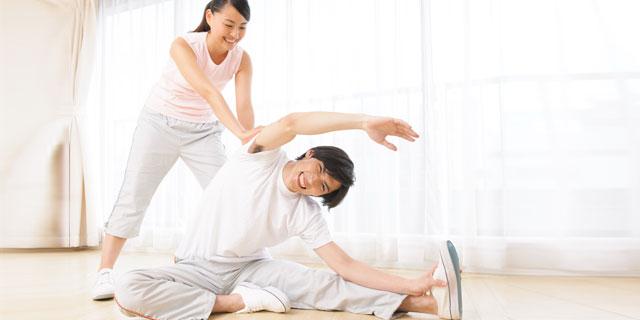 【教えてドクター!】年齢による体力低下が気になります!