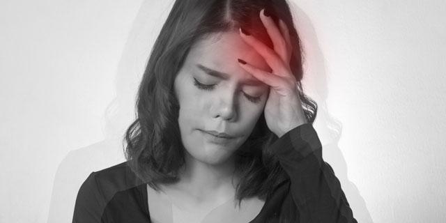 めまいが起こる? 緊張型頭痛ってどんなもの?