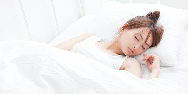 睡眠と美と健康の関係って…?
