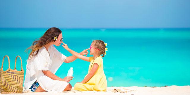 気になる子どもの日焼け…親ができることはありますか?