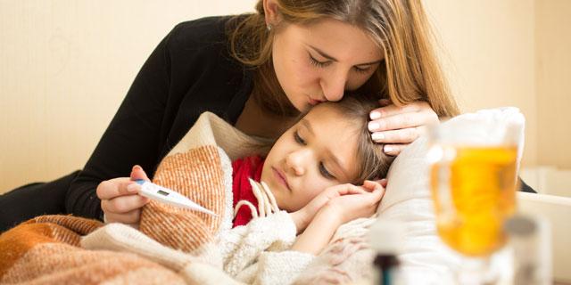 子どもの具合が悪いとき、どうコミュニケーションとればいい?
