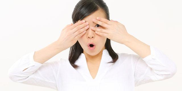 【セルフチェックしよう】左右の視力が違うと、どうなる?