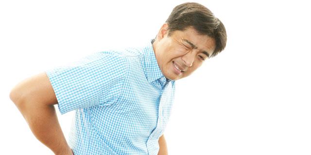 その腰痛、病気のサインかも?腰痛でわかる病気とは?