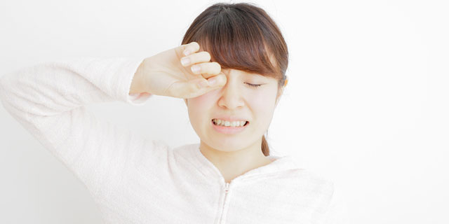 暑い夏には要注意? …結膜炎について教えて!