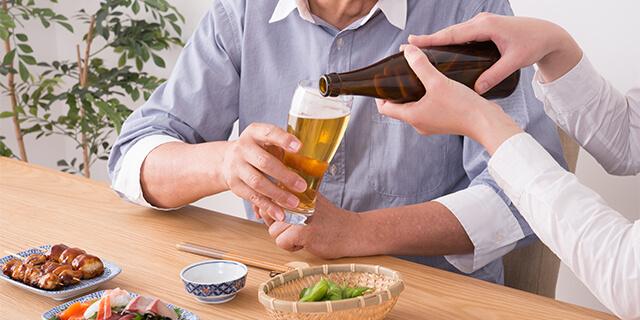 酒は百薬の長…健康にお酒と付き合うための秘訣とは!?