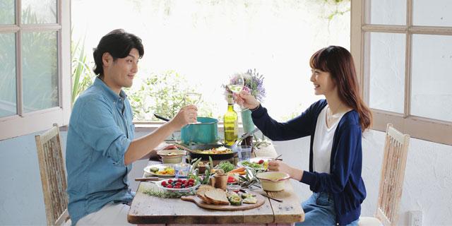 心にうれしい食生活を!うつ病と食の密接な関係