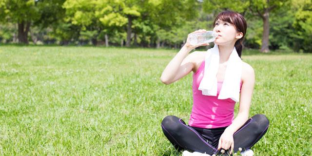 マラソン大会で重体も… 熱中症には要注意!