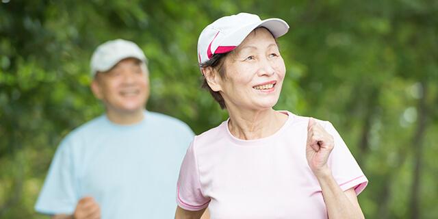 元気に長生きしたい…健康寿命と運動の関係について教えて!