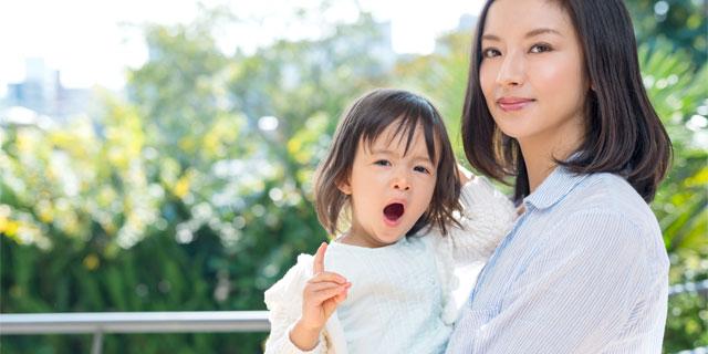 子供にとってのママの抱っこは大切 正しい抱っこ紐の選び方