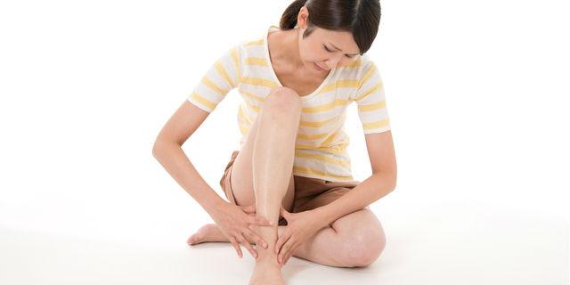 足がつる原因と考えられる病気 つりやすいのはどんな人?
