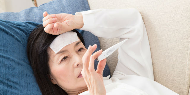 インフルエンザの初期症状とは?知っておきたい風邪との違い
