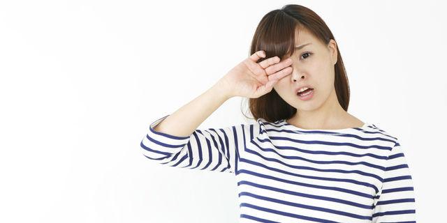 聞きなれない霰粒腫とは?ものもらいとは違う原因と治し方について