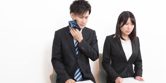 多汗症はただの汗かきとは違うの? 改善したい症状とオススメ対策法
