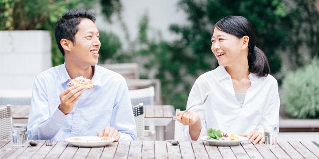 心も嬉しい食卓を!ストレスに良い3つの栄養素・2つの食事方法