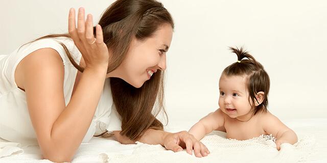 【医師が解説!】おしゃべりまであと少し?赤ちゃんの「クーイング」ってどんなもの?