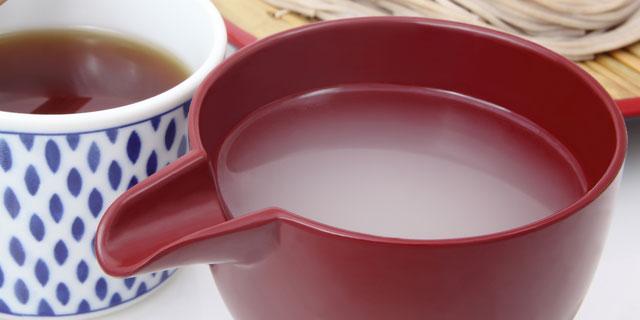 知らなきゃ損するそば湯のパワー 残さず飲みたい豊富な栄養で病気知らず!
