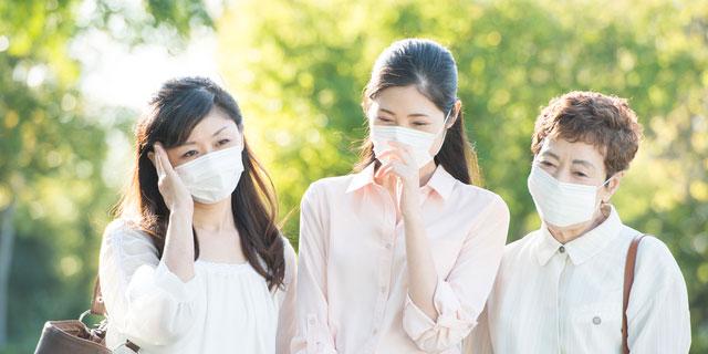 """""""肺マック症""""中高年女性の間で増加中!長く続く治らない咳に要注意を"""